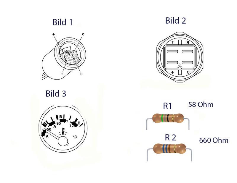 Audicabrio.info - Kombiinstrument (KI) - Tankanzeige ...